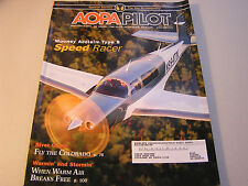 AOPA September 2008 Vol 51 #9 Mooney Acclaim Type S Speed Racer Key to Ownership