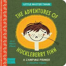 The Adventures of Huckleberry Finn: A BabyLit® Ca