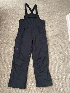 The North Face Mens HyVent Bib Snowboard Ski Pants Winter Size Large