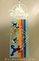 New Disney Mickey Mouse and Friends Beach Towel Bath Pool Swim with tag