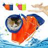 Cat Kitten Bath Mesh Bag Anti Biting Scratching Restraint Nail Grooming Trimming