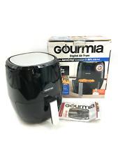 Gourmia GAF328 Digital Air Fryer Oil-Free Healthy Cooking 3.5-Quart #NO8020