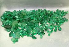Mixed Emeralds 22.76ct natural loose gemstones