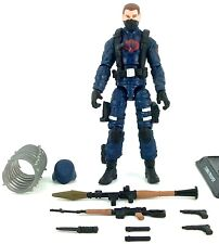 G.I. Joe: Pursuit Of Cobra (POC) 2011 COBRA TROOPER (CITY STRIKE) (N.1112) Loose