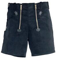 FHB Corduroy HANS Guild Work Shorts BLACK / Size 38