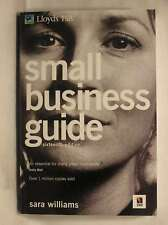 Lloyds TSB Small Business Guide, Williams, Sara, Excellent Book