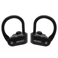 Wireless Bluetooth Headphone Headset HIFI Super Bass Earphone Stereo Earbuds Mic