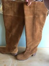 River Island Suede Upper Pull On Boots for Women
