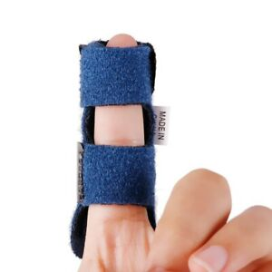 1Pc Adjustable Aluminium Finger Protection Brace Corrector Support Tape Bandage