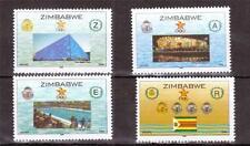Lo Zimbabwe, 2009 oylimpic giochi, SG 1266-1269, MNH Set