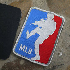 MLD TACTICAL MAJOR LAUGE DOOR KICKER 3D US ARMY AIRSOFT Embroidered PATCH