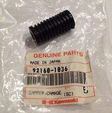 Gommino pedale cambio - DAMPER,CHANGE PEDAL - Kawasaki NOS: 92160-1036