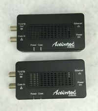 Actiontec Bonded MoCA 2.0 Ethernet to Coax Adapter 2 Pack ECB6200K02
