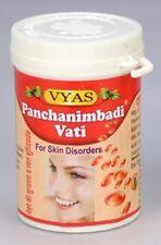 Vyas Panchanimbadi Vati (100 Tablets) For Skin Disorders