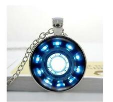 Iron Man Tony Stark Avengers Collar Colgante