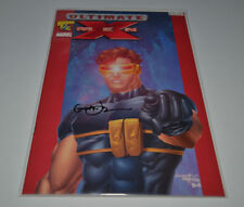 ULTIMATE X-MEN #1/2  Signed GEOFFJOHNS Autographed RARE Comic Book