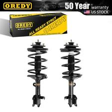Front Pair Quick Complete Struts & Coil Spring Assembly For Toyota RAV4 06-12