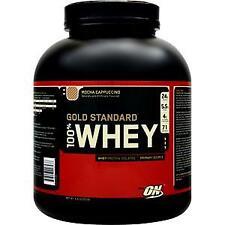 Optimum Nutrition 100% Whey Protein - Gold Standard Mocha Cappucino 5 lbs