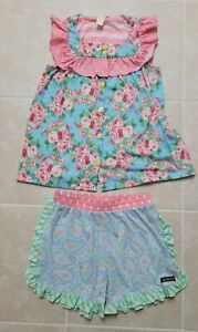 MATILDA JANE PAJAMA SET GIRLS SIZE 12