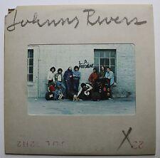 """Johnny Rivers Wreckin' Crew UA LP 1972 """"L.A. Reggae"""""""