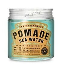 GRAFEN Sea Water Pomade Wax Hair Styling Strong Hold Low-Shine Light 100g