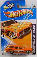 1970 '70 CHEVY CHEVELLE SS WAGON FIRE CHIEF DEPT. 2012 HOT WHEELS HW DIECAST