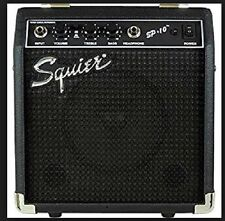 Portable Electric Guitar Amplifier Squier by Fender SP-10 NEW