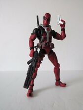 Marvel Legends Red Deadpool 6 inch action figure (Chinese KO Version)