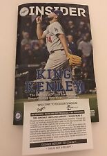 Los Angeles DODGERS INSIDER MAGAZINE King Kenley MAY 2017