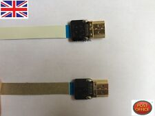 New 15cm HDMI to HDMI Flexible Flat Ribbon Cable for FPV