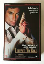 "SIDESHOW ROBERT DAVI AS FRANZ SANCHEZ LICENSE TO KILL  12"" ACTION FIGURE ~SEALED"
