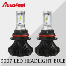 USA 2X 9007 HB5 Led Headlight Bulbs High/Low Beam Conversion Kit 1500W 225000LM