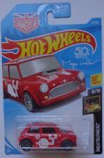 2018 Hot Wheels NIGHTBURNERZ 8/10 Morris Mini 311/365