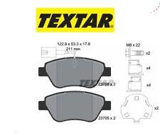 2370601 Kit pastiglie freno a disco ant.Fiat-Lancia (MARCA-TEXTAR)
