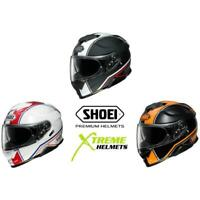 Shoei GT-Air II Panorama Helmet Full Face Inner Shield Pinlock Ready DOT XS-2XL