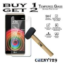 For LG X Power 2 - 100% Genuine Tempered Glass Film Screen Protector Cover