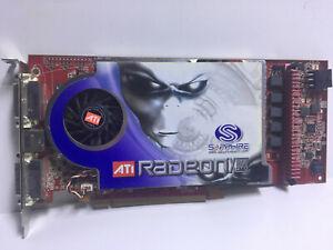 SAPPHIRE ATI RADEON X1800 GTO 256MB 256Bit PCI EXPRESS GDDR3 VIDEO Graphics Card