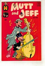 MUTT AND JEFF #132 COMIC BOOK NM+