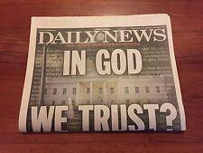 DONALD TRUMP NEWSPAPER LOT NEW YORK TIMES POST DAILY NEWS WSJ PRESIDENT 11/09/16
