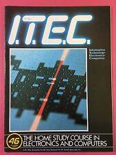 I. T. decir C 1980's electrónica & ordenador Tecnología REVISTA - Part 46