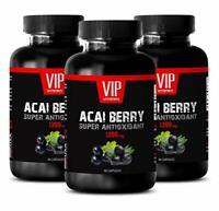 immune health basics - ACAI BERRY EXTRACT - acai berry capsules 3B