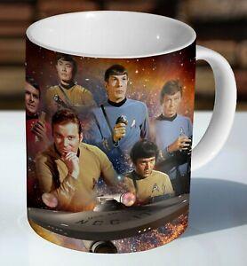 Star Trek Original Montage Ceramic Coffee Mug - Cup