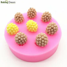 Silicone Raspberry Chocolate Fondant Candy Cake Decorating Sugar Baking Mould