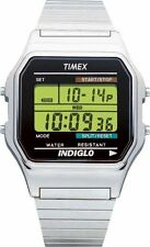 Mens Water Resistant Style Alarm Timex T78587 Chronograph Digital Wrist Watch