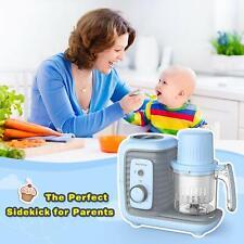 Baby Food Maker, Elechomes 8 in 1 Baby Food Processor Blender Grinder Steamer