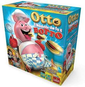 Goliath Otto il Maialotto Gioco da Tavolo - Multicolore (30703)