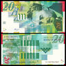 Israel 20 New Sheqalim Banknote, 2014, P-59, UNC, Asia Paper Money