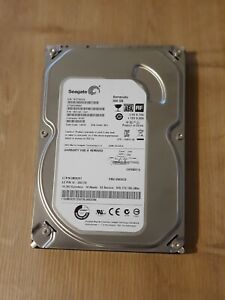 "Seagate Barracuda 500Go, SATA III 3,5"" Disque Dur Interne (ST500DM002)"