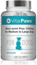 Maxi-Joint Plus 1000mg VitaPaws™ 120 Sprinkle Capsules |For Medium to Large Dogs