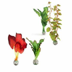 BIORB EASY PLANT SILK COLLECTION ARTIFICAL AQUARIUM TANK DECORATIONS REEF ONE